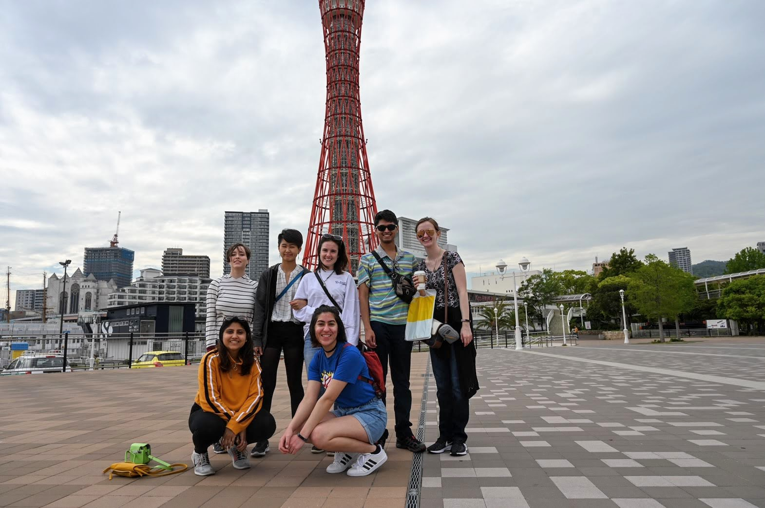 Study Abroad Kobe Japan
