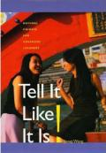 Tell It Like It Is book cover; Yale University Press website
