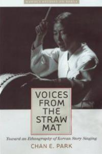 Voices from the Straw Mat book cover; University of Hawaii Press website